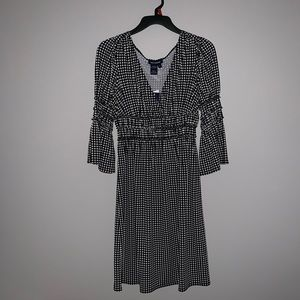 MAX EDITION patterned dress